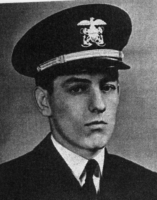 Monroe H. Hussey, a lieutenant, was killed in action Sept. 15, 1942. (Photo courtesy Marjorie and Calvin Dodge)