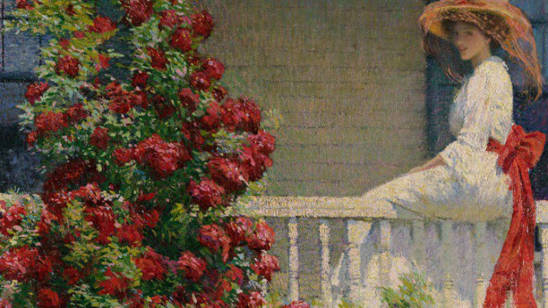 """The Artist's Garden"" tells the intertwining stories of American Impressionism and the Garden Movement, which flourished in the U.S. from 1887–1920."