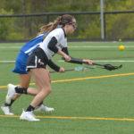 Lincoln girls lacrosse win season finale