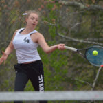 Lincoln Academy girls tennis win KVAC title