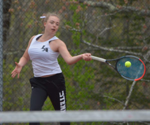 "<span class=""entry-title-primary"">Lincoln Academy girls tennis win KVAC title</span> <span class=""entry-subtitle"">Lincoln 5 - Erskine 0</span>"
