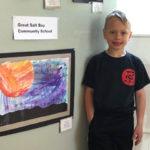 Last Weekend for Youth Art Show at Maine Art Gallery