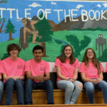 Nobleboro Central Wins Battle of the Books