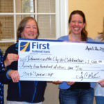 First National Bank Supports Damariscotta Oyster Celebration