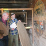 Pemaquid Mill Group Views Poole Bros. Use of Space