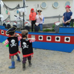 Kids to Invade for Pirate Rendezvous June 22