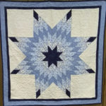 Maia Hart Quilts on Display at Shapers