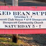 Sheepscott Community Church Baked Bean Supper
