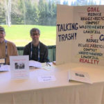 Local Waste Management Researchers Launch 'Talking Trash!'