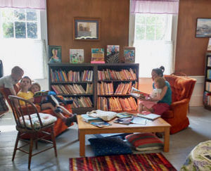 Whitefield Library to Open May 18 with Ice Cream Social, Story Hour