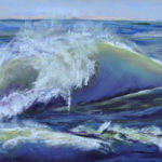 Artists Prycel and Traina – New to the Pemaquid Art Gallery