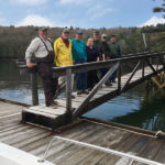 Dodge Point Dock Rebuilt and Ready for Boating Season