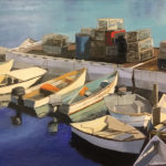 Opening Reception for 'The Boat Show' Art Exhibition