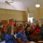 Westport Island Voters Approve Roadwork Plan, with Amendment