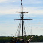 Wiscasset Bids Providence 'Fair Winds and Following Seas'