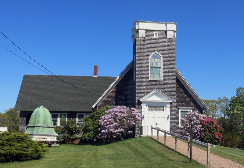 New Harbor United Methodist Church