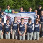 Diamondbacks Sin Medomak Valley Little League Softball Title