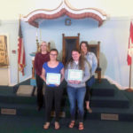 Local Eastern Star Chapter Awards Scholarships