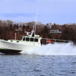 Farrin's Boatshop Delivers Two Lobster Boats