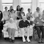 Damariscotta Montessori Students Bring Joy to Harbor View Residents