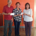 Hearts Ever Young Donates to Meals on Wheels, Food Pantry