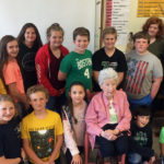 Miller School Students Enjoy Local History Lessons