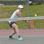 Lady Eagle tennis advance to South B Regional finals