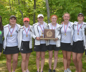 """<span class=""""entry-title-primary"""">Lincoln Academy girls tennis win State Class B title</span> <span class=""""entry-subtitle"""">Lincoln 5 - Erskine 0</span>"""
