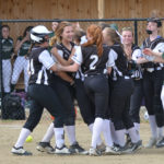 LA Softball Advances with Win Over Spruce Mountain
