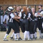 LA Softball Advances with Win Over Spruce Mountain