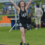 LA's Sam True crowned State B champion in 1600m racewalk