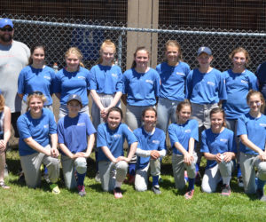 """<span class=""""entry-title-primary"""">First wins Lincoln County Little League softball crown</span> <span class=""""entry-subtitle"""">First 19 - Colby & Gale 10</span>"""