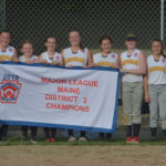 Medomak Valley Little League Softball All-Stars Win District 2