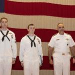 Navy Divers, Including Wiscasset Man, Receive Medal for Heroism
