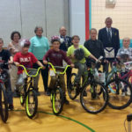 Nobleboro Central Students Win Bikes for Reading