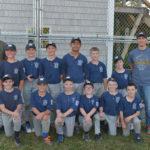 Wheels Upset Legions for Lincoln Little League Baseball Championships