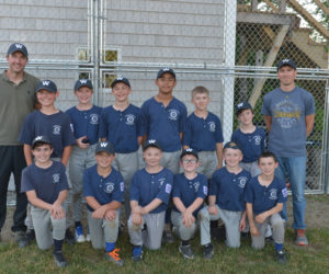 """<span class=""""entry-title-primary"""">Wheels upset Legions for Lincoln Little League baseball championships</span> <span class=""""entry-subtitle"""">Wheels 4 - Legions 3 (eight innings)</span>"""