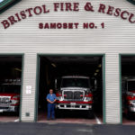 Bristol Fire Chief Reviews String of House Fires