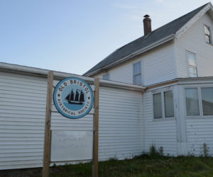 The future home of the Bristol History Center and Old Bristol Historical Society in the former Hammond Lumber Co. store at 2089 Bristol Road in Pemaquid. (Evan Houk photo)