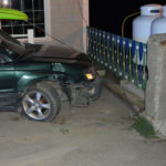 Driver Dozes, Hits Twin Villages Bridge