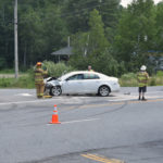 Three-Vehicle Crash in Edgecomb Sends Two to Hospital