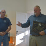 Edgecomb Fire Department Receives Safety Award