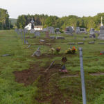 Belfast Woman Crashes Through Cemetery, Toppling Gravestones