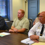 Commissioners Talk SBS Cameras, Emergency Support Team
