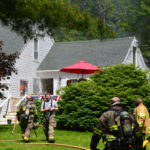 Firefighters Contain South Bristol House Fire to One Room