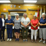 American Legion Auxiliary Installs Officers