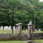 Whitefield Spruces Up Coopers Mills Cemetery