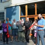 Water Street Kitchen & Bar Cuts Ribbon