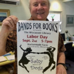 Labor Day Bands for Books Fundraiser