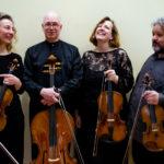 DaPonte String Quartet Midsummer Masters Concert Tour